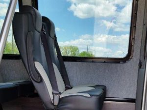 Luxury Seat Interior for Chart Bus