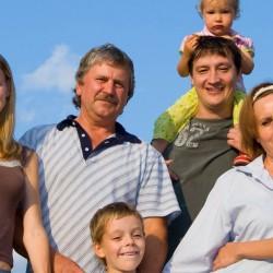 Family Reunion, Charter Bus Rental Iowa