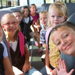 School Transportion, Charter Bus Rental Iowa