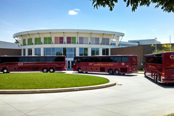 Motorcoach Fleet in Des Moines, Iowa