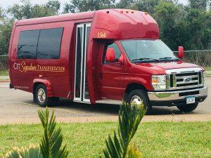 14 Passenger Executive Coach for Charter Bus Services