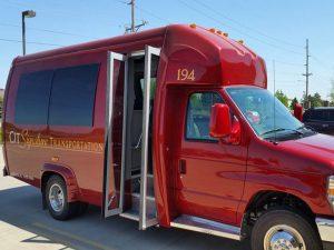 Small Minibus for Rent in Des Moines, Iowa